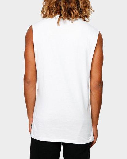 3 PREMIUM MUSCLE White 9572509 Billabong
