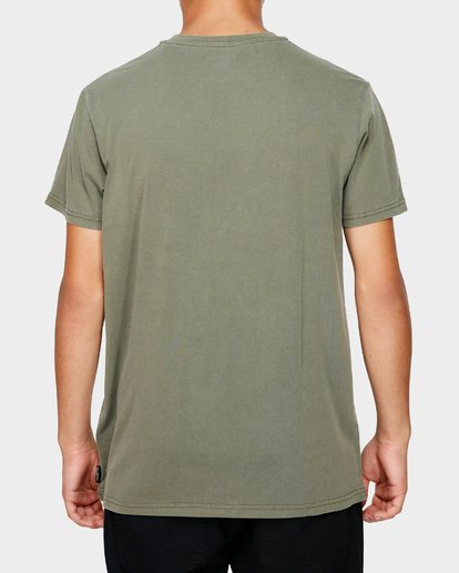 2 WAVE WASH AU STACK TEE  9581071M Billabong
