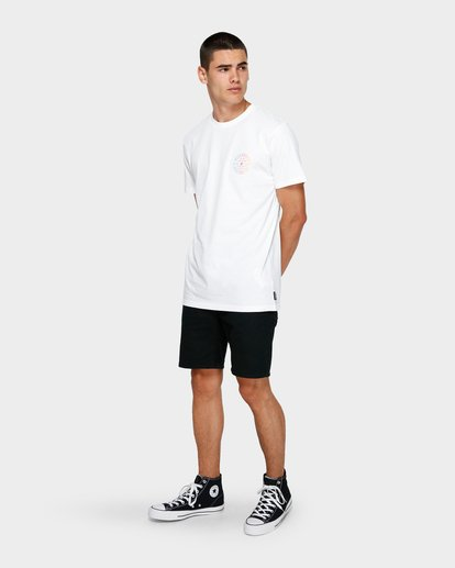 5 PHOTO WAVE STACK TEE White 9581072M Billabong