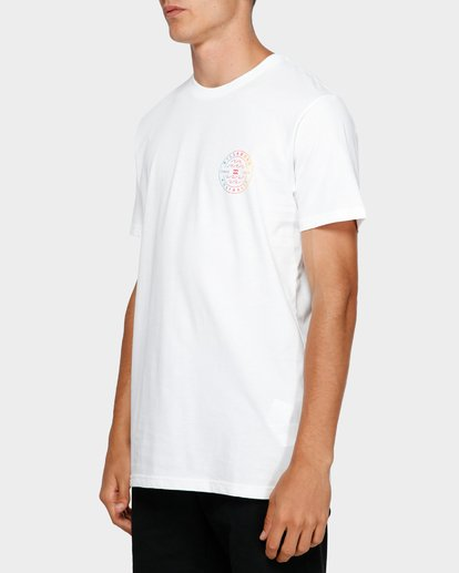3 PHOTO WAVE STACK TEE White 9581072M Billabong