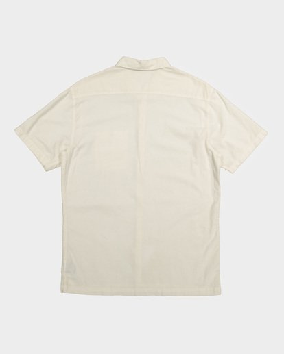 3 WAVE WASHED SHORT SLEEVE SHIRT Grey 9581209 Billabong