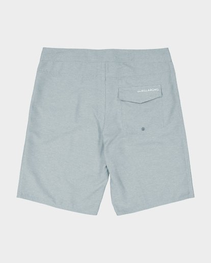 "1 SHADOW CUT ORIGINAL 20"" BOARDSHORT Grey 9581411 Billabong"