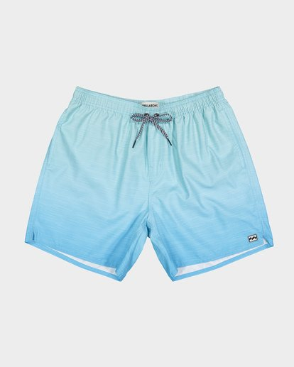 0 Sergio Layback Boardshorts Green 9581417 Billabong