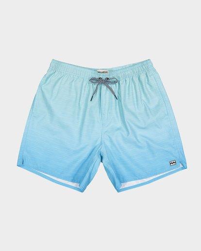 0 Sergio Layback Boardshorts Green 9581417 Billabong