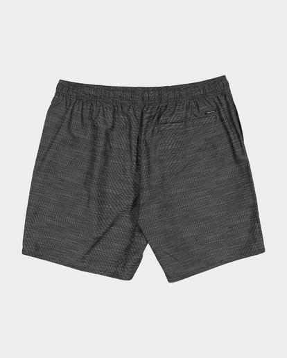 1 Sergio Layback Boardshorts Black 9581417 Billabong