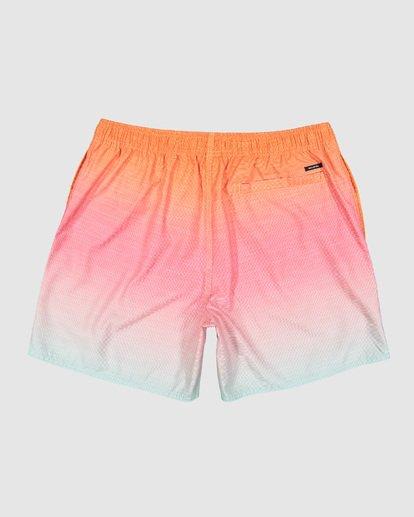 1 Sergio Layback Boardshorts Orange 9581417 Billabong