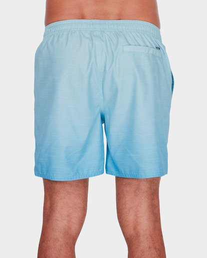 "2 SERGIO LAYBACK 16"" BOARDSHORTS Green 9581417 Billabong"