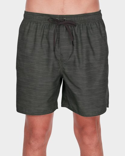 2 Sergio Layback Boardshorts Black 9581417 Billabong