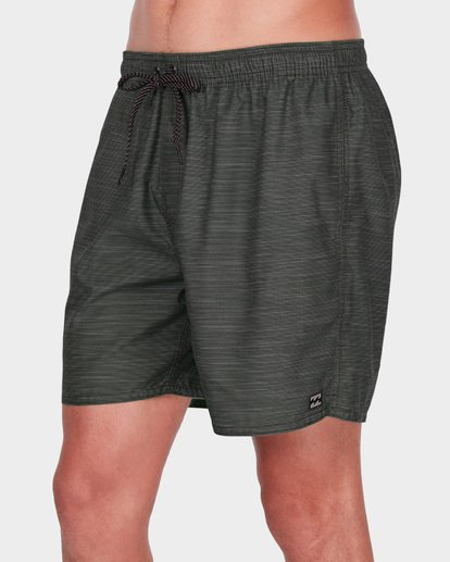 3 Sergio Layback Boardshorts Black 9581417 Billabong