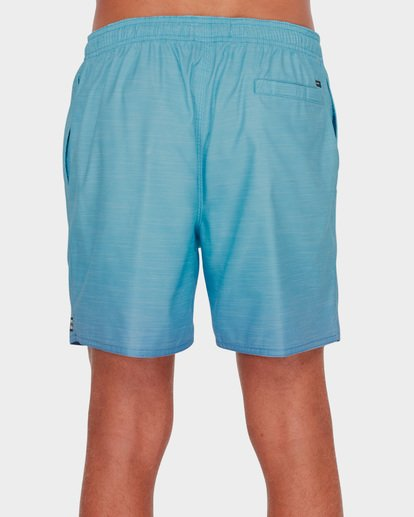 4 SERGIO LAYBACK BOARDSHORTS Blue 9581417 Billabong