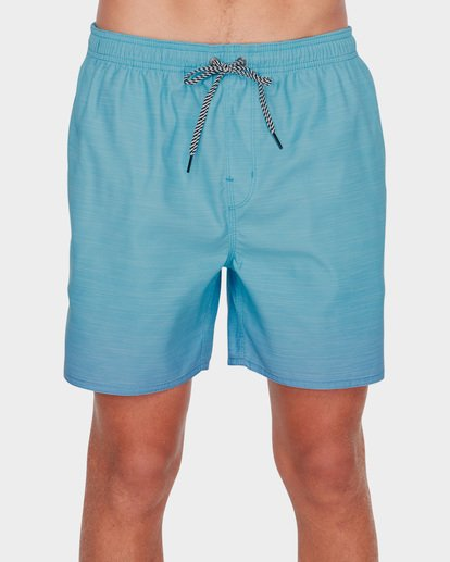 2 Sergio Layback Boardshorts Blue 9581417 Billabong