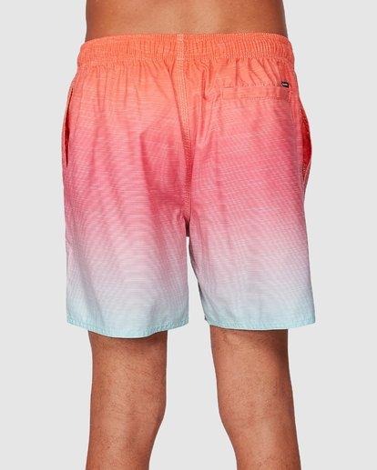 4 Sergio Layback Boardshorts Orange 9581417 Billabong