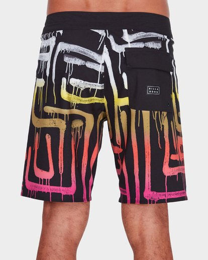 "2 SUNDAYS X AIRLITE 19"" BOARDSHORT Pink 9581421 Billabong"