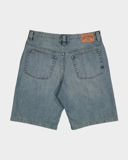 1 FIFTY DENIM WALKSHORTS Grey 9581730 Billabong
