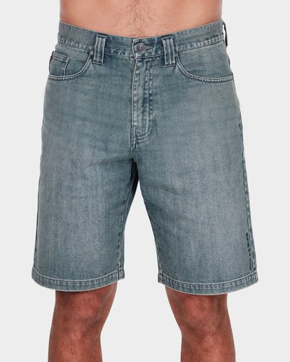 2 FIFTY DENIM WALKSHORTS Grey 9581730 Billabong
