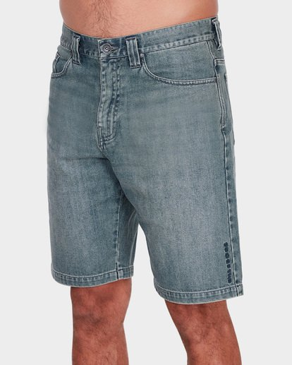 3 FIFTY DENIM WALKSHORTS Grey 9581730 Billabong
