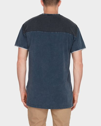 2 PANEL VAN TEE Blue 9582011 Billabong