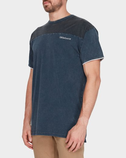 1 PANEL VAN TEE Blue 9582011 Billabong