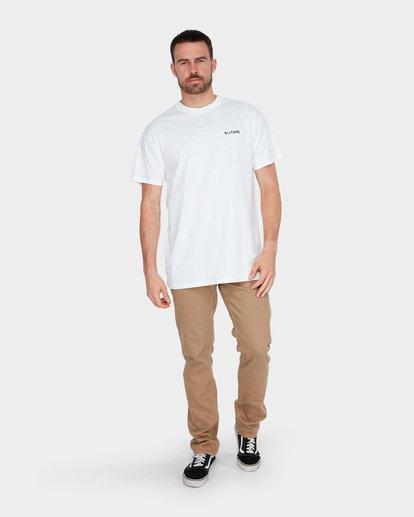 5 GUGY TEE White 9582038 Billabong