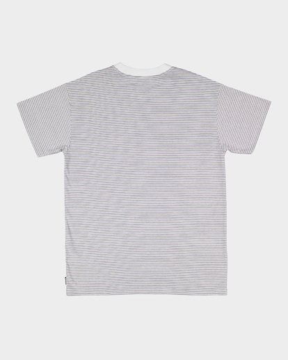 4 QUAD STRIPE TEE White 9582041 Billabong