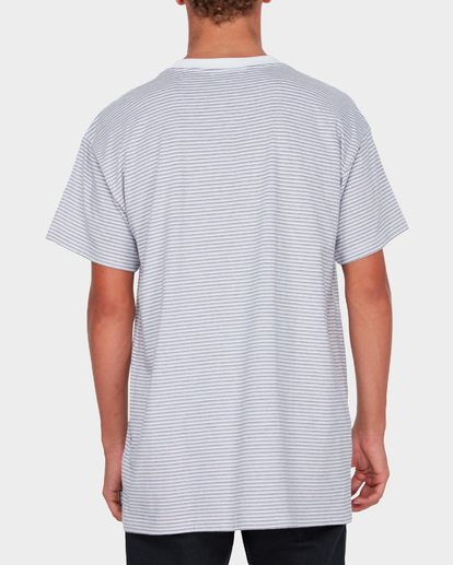 2 QUAD STRIPE TEE White 9582041 Billabong