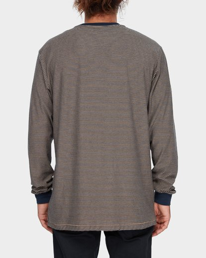 2 STANDARD ISSUE LONG SLEEVE TEE  9582180 Billabong