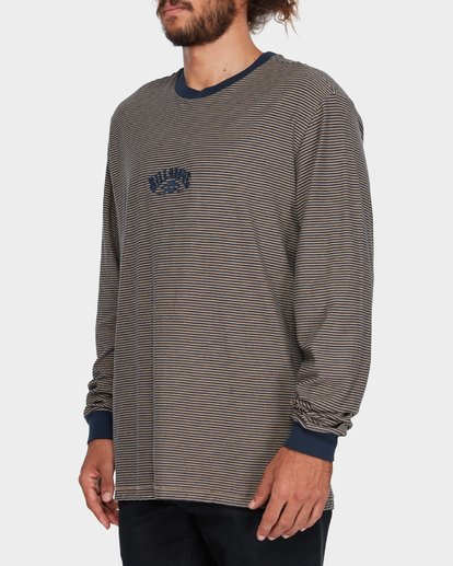 1 STANDARD ISSUE LONG SLEEVE TEE  9582180 Billabong