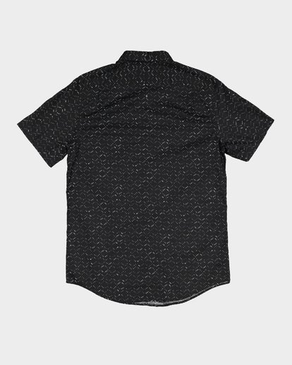 4 SUNDAYS MINI SHORT SLEEVE SHIRT Black 9582204 Billabong