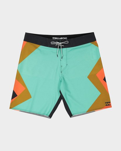 "0 DUME AIRLITE 19"" BOARDSHORTS Red 9582402 Billabong"