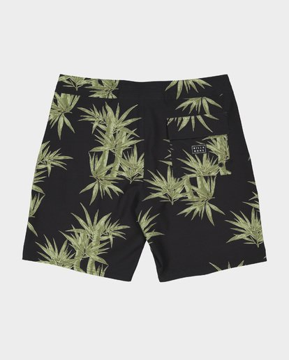 "1 SUNDAYS LO TIDE 18"" BOARDSHORT Green 9582412 Billabong"