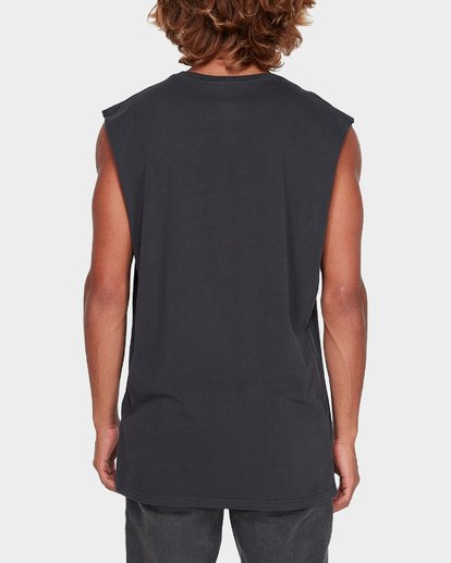 2 DUALITY EMB MUSCL Black 9582505 Billabong