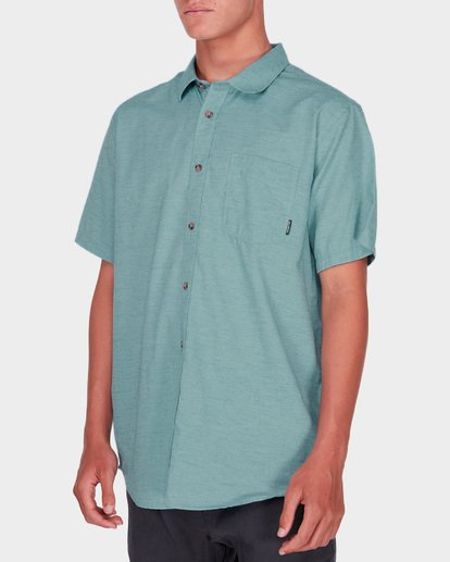 1 ALL DAY HELIX SS Blue 9585201 Billabong