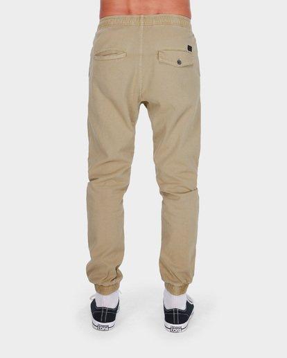 2 Addict Elastic Pants Pink 9585311 Billabong