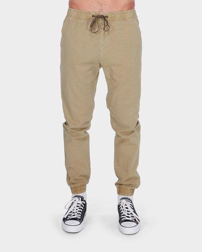 0 Addict Elastic Pants Pink 9585311 Billabong
