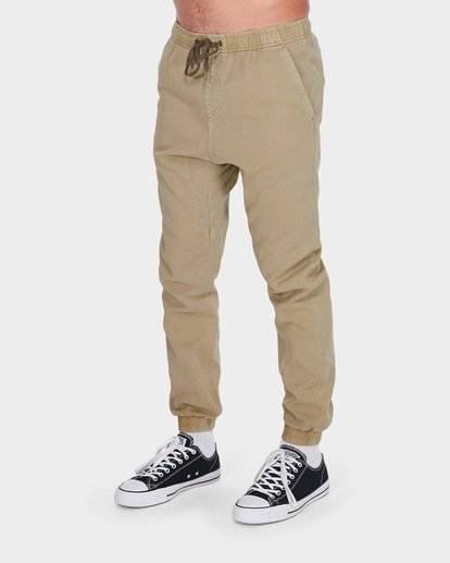 1 Addict Elastic Pants Pink 9585311 Billabong