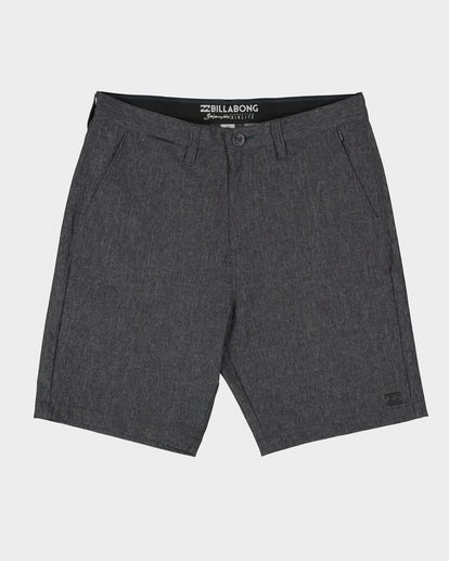0 SURFTREK PERF WALKSHORTS Black 9585708 Billabong
