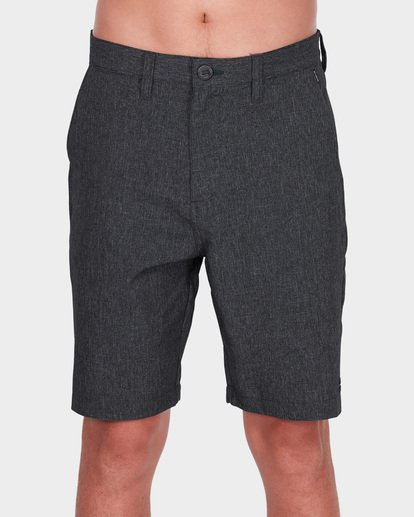 2 SURFTREK PERF WALKSHORTS Black 9585708 Billabong