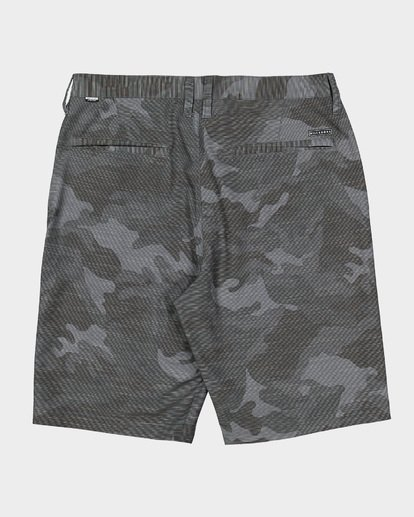 1 CROSSFIRE X SLUB WALKSHORTS Camo 9585709 Billabong