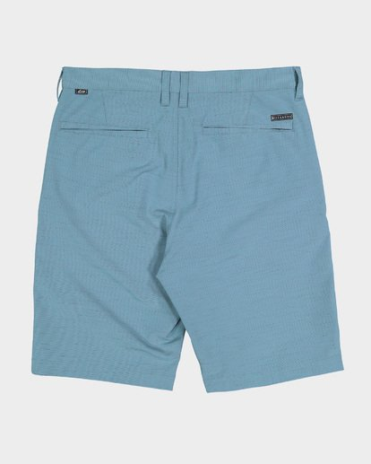 1 CROSSFIRE X SLUB WALKSHORTS Blue 9585709 Billabong
