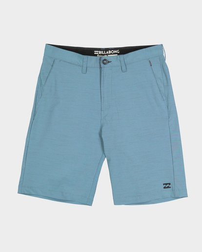 0 CROSSFIRE X SLUB WALKSHORTS Blue 9585709 Billabong