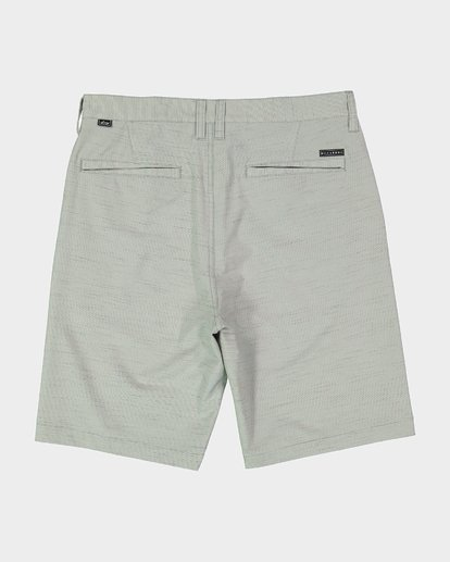 1 Crossfire X Slub Shorts Grey 9585709 Billabong