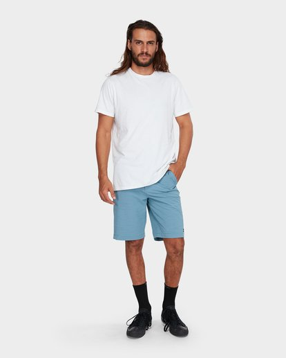 5 CROSSFIRE X SLUB WALKSHORTS Blue 9585709 Billabong