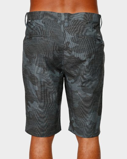 4 CROSSFIRE X SLUB WALKSHORTS Camo 9585709 Billabong