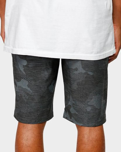 7 CROSSFIRE X SLUB WALKSHORTS Camo 9585709 Billabong