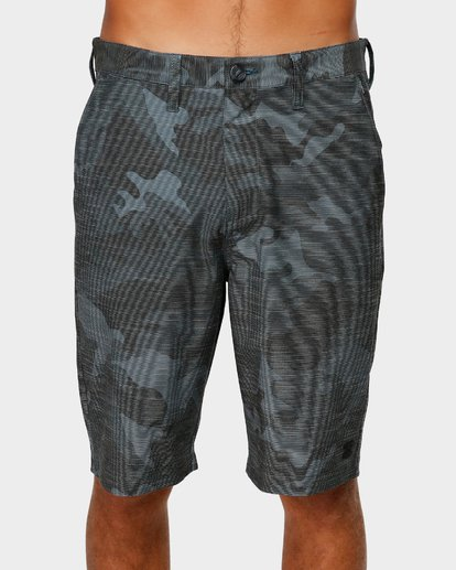 2 CROSSFIRE X SLUB WALKSHORTS Camo 9585709 Billabong