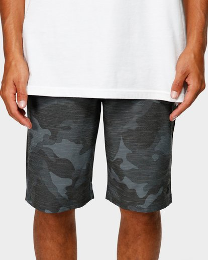 5 CROSSFIRE X SLUB WALKSHORTS Camo 9585709 Billabong