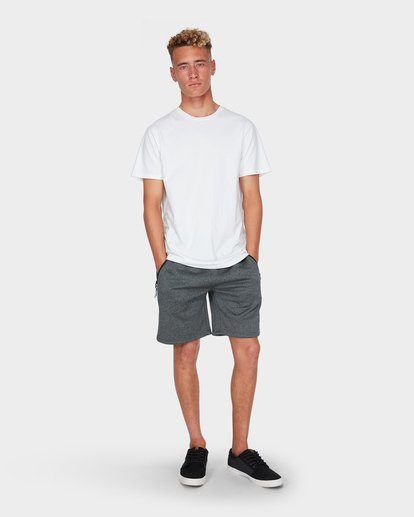 5 ADIV TECH FLEECE WALKSHORT Black 9585714 Billabong