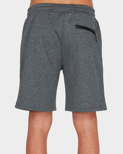 4 ADIV TECH FLEECE WALKSHORT Black 9585714 Billabong
