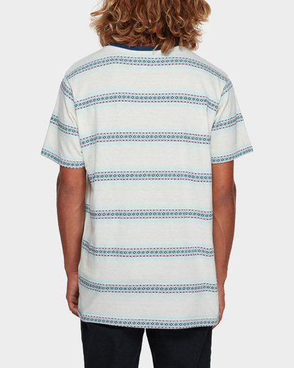 3 SANCHO TEE Beige 9591004 Billabong