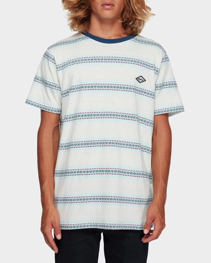 1 SANCHO TEE Beige 9591004 Billabong